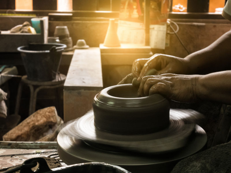 God as the Potter